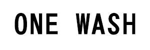 ONE WASH
