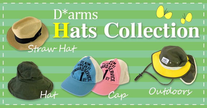 Hat Collection 2019春