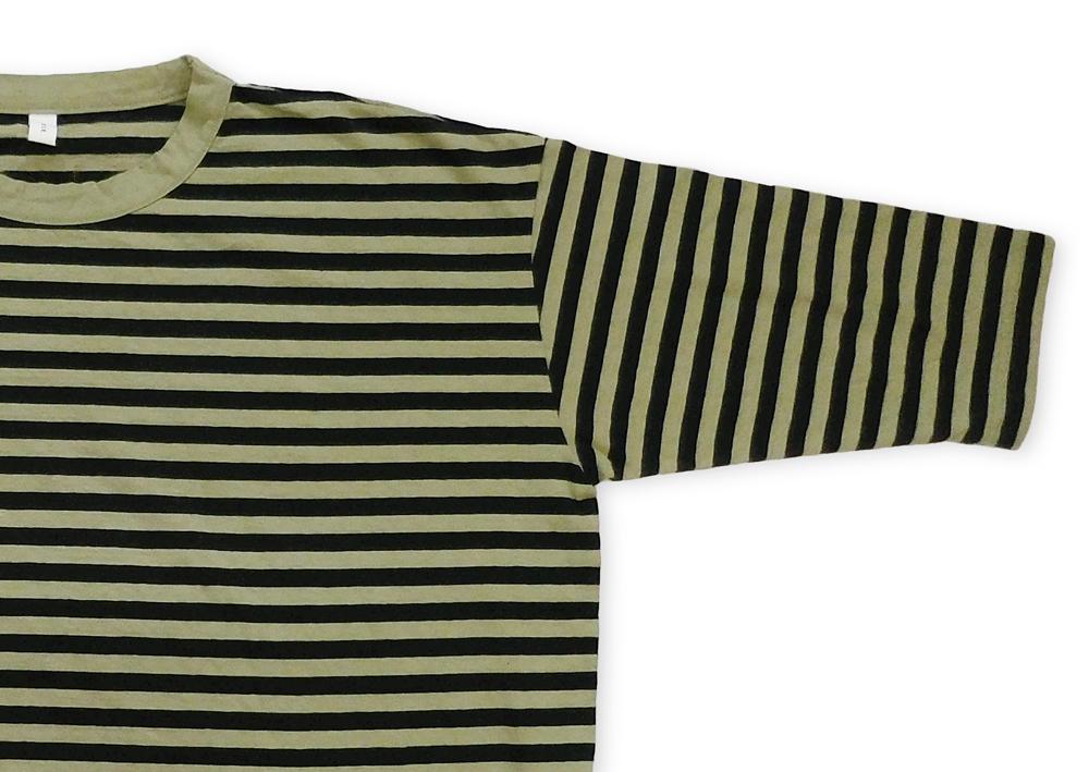 7分袖ワイドTシャツ袖