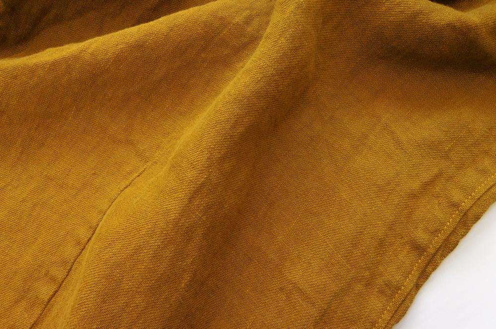 tumuguのソリトリネンパンツ